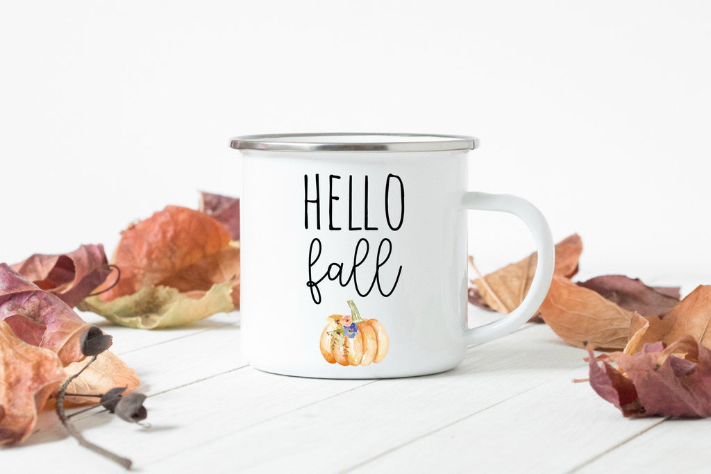 Hello Fall Coffee Mug