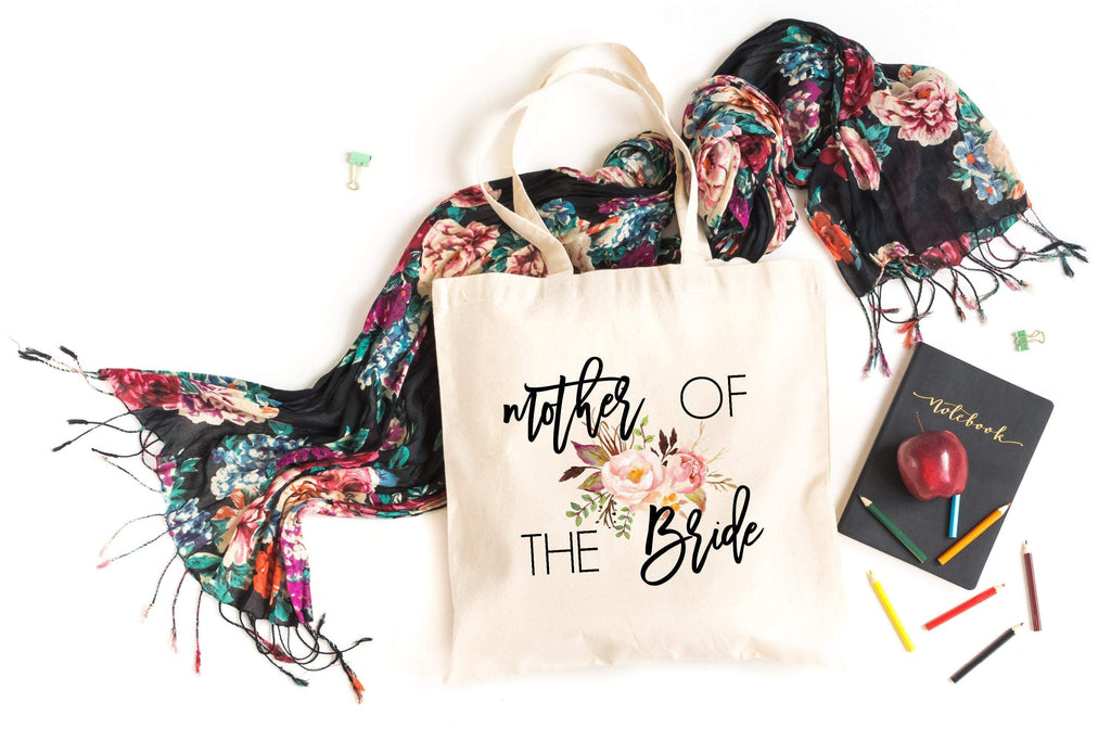 Mother of the bride tote