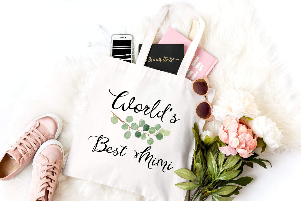 World's best Mimi tote bag