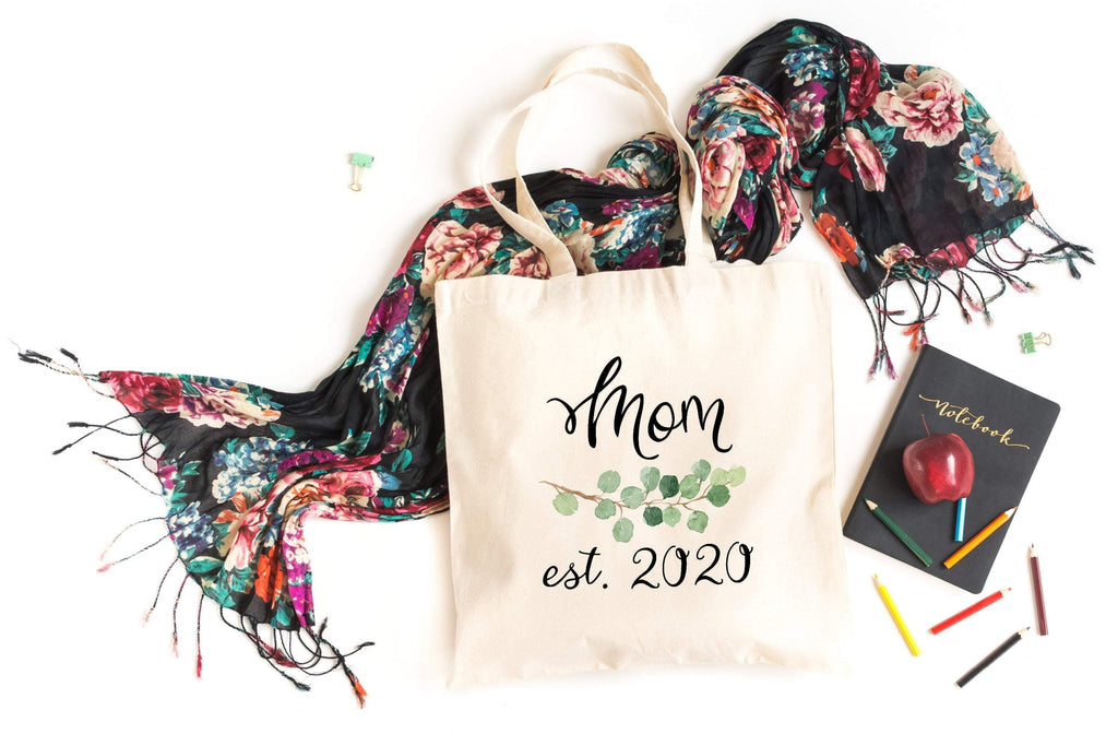 New mom tote bag for Mom