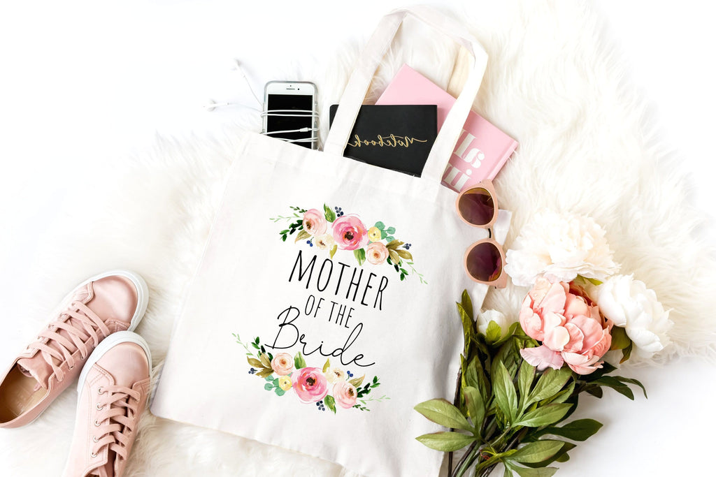 Tote mother bride