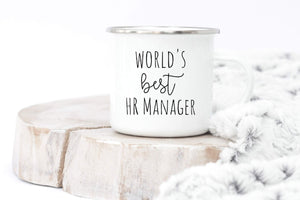 World's Best HR Manager gift