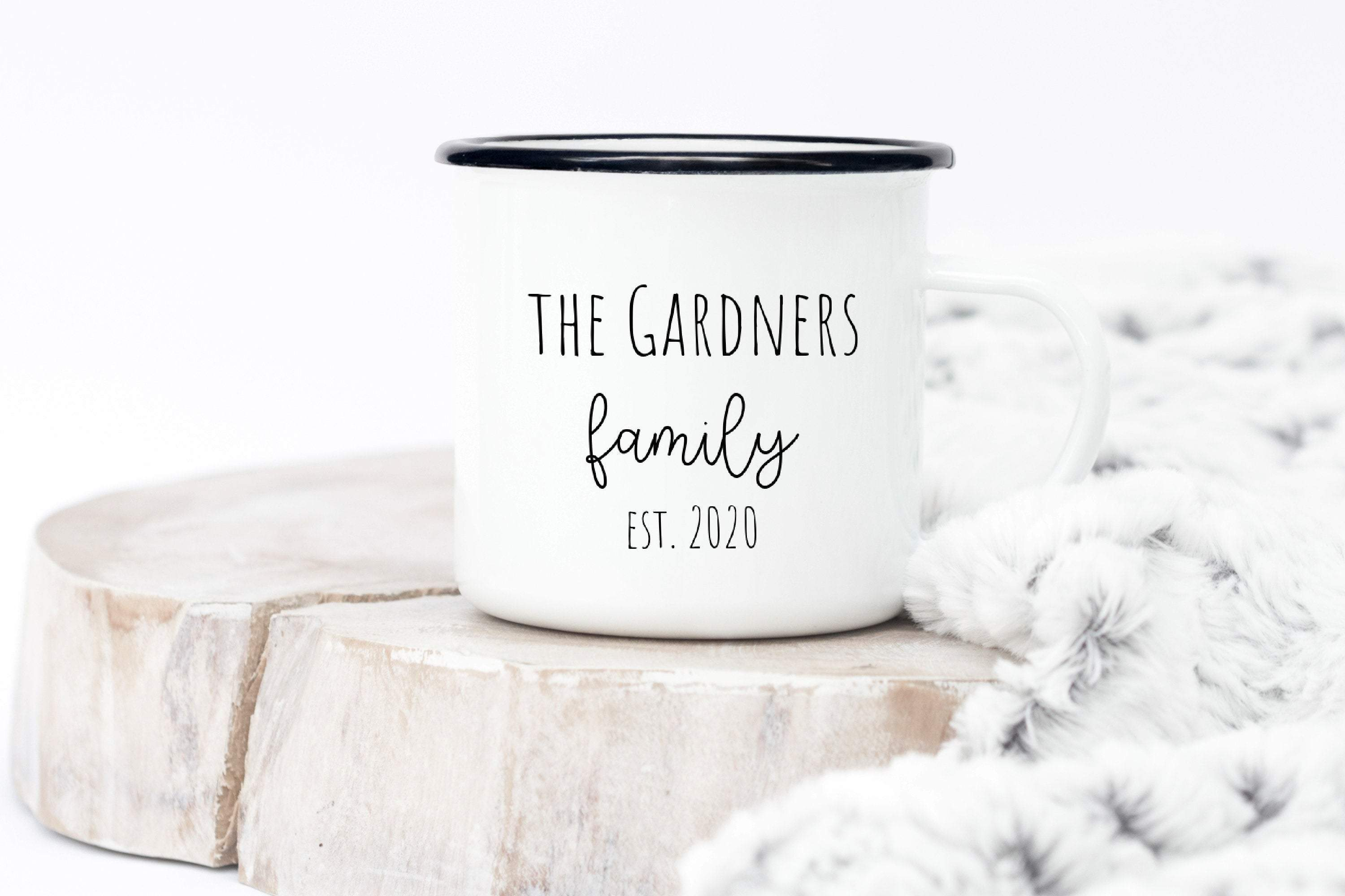Personalized Last Name Gifts