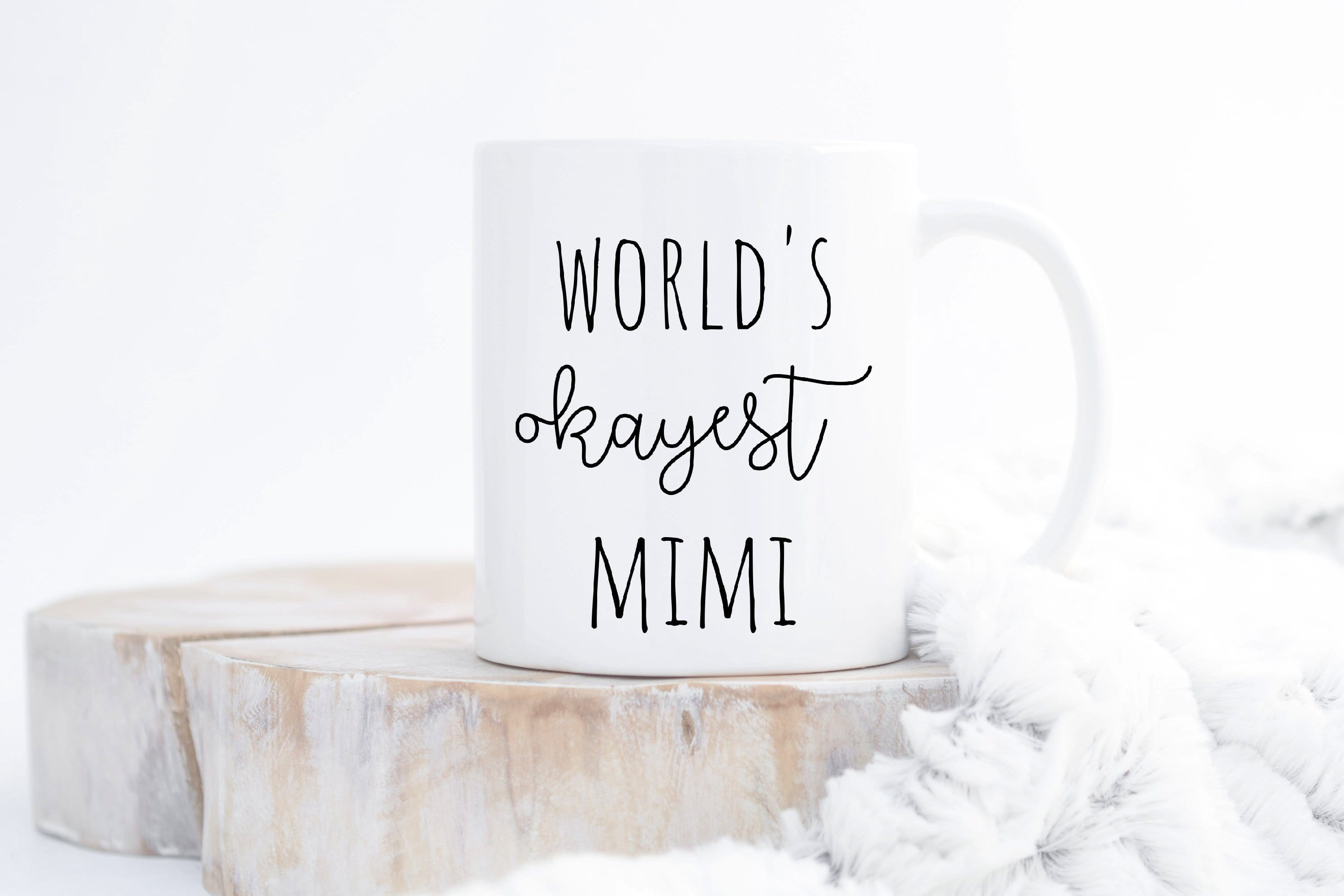 World Best Mimi mug