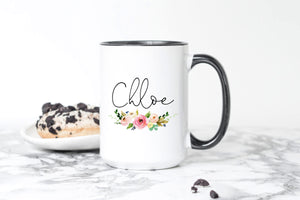 Personalized Name Coffee Mug