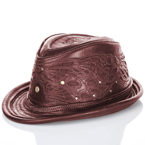 Brown Sassafras Fedora | Limited Edition I