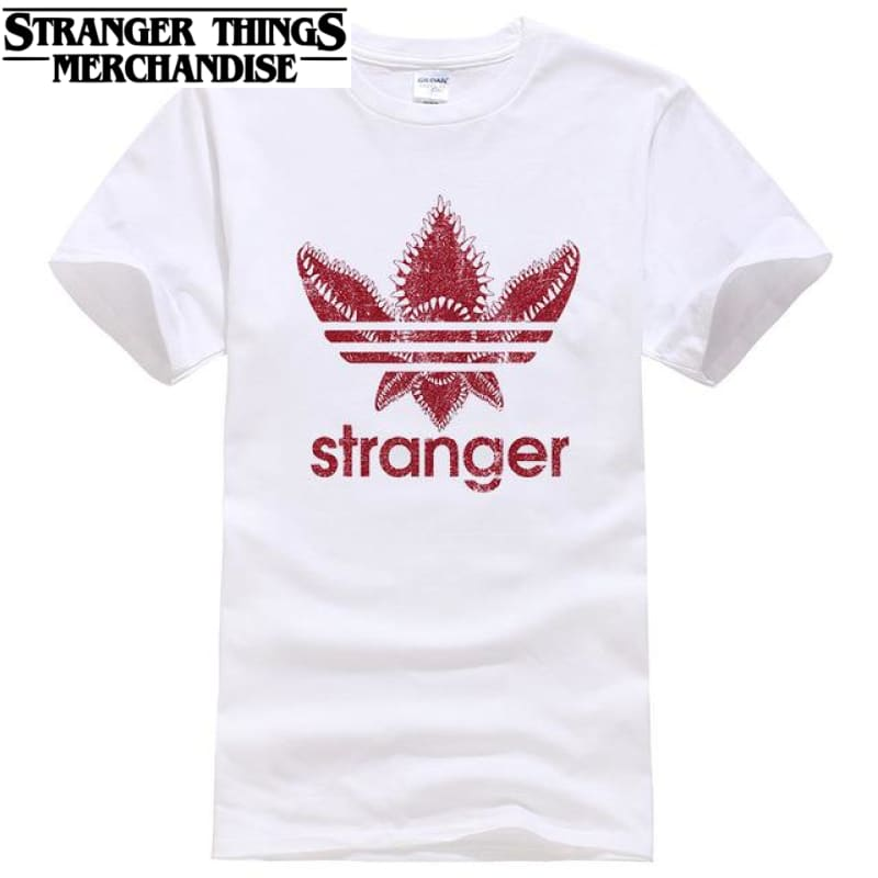 Stranger Things Shirt <br> Adidas