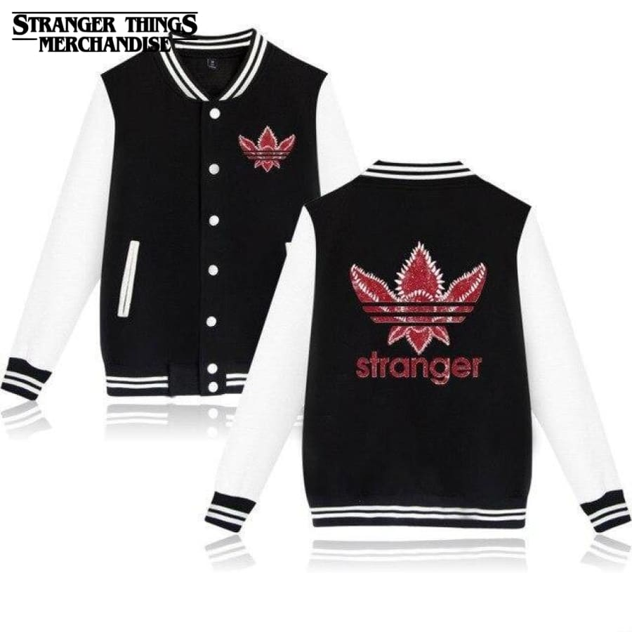 Stranger Things Varsity Jacket <br>Adidas Demogorgon