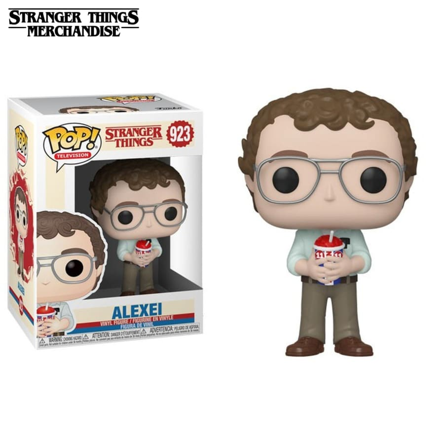 Stranger Things Funko Pop <br>Alexei