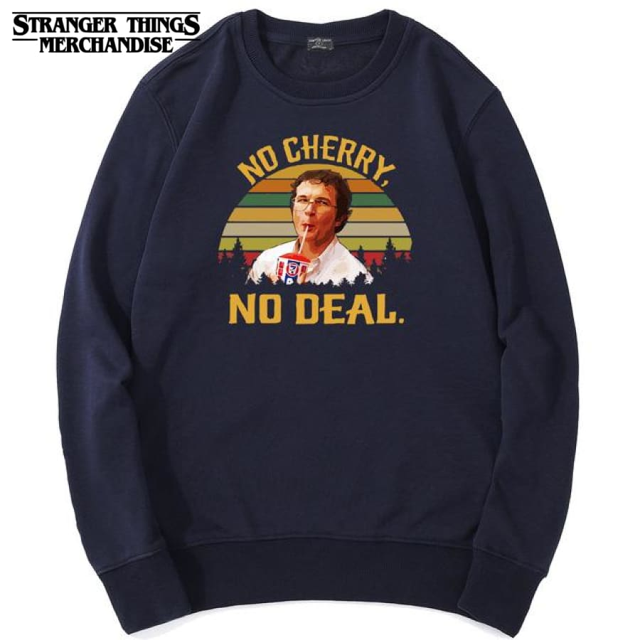 Stranger Things Sweatshirt <br>Alexei Smirnoff