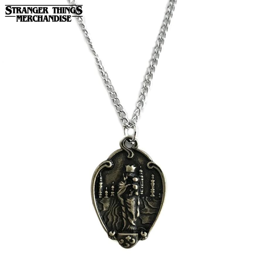 Stranger Things Necklace <br>Billy Hargrove