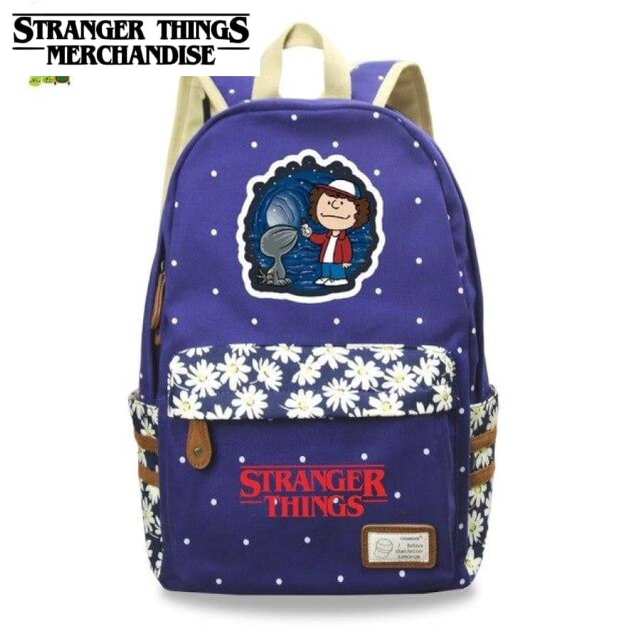 Cartoon Character Backpack
