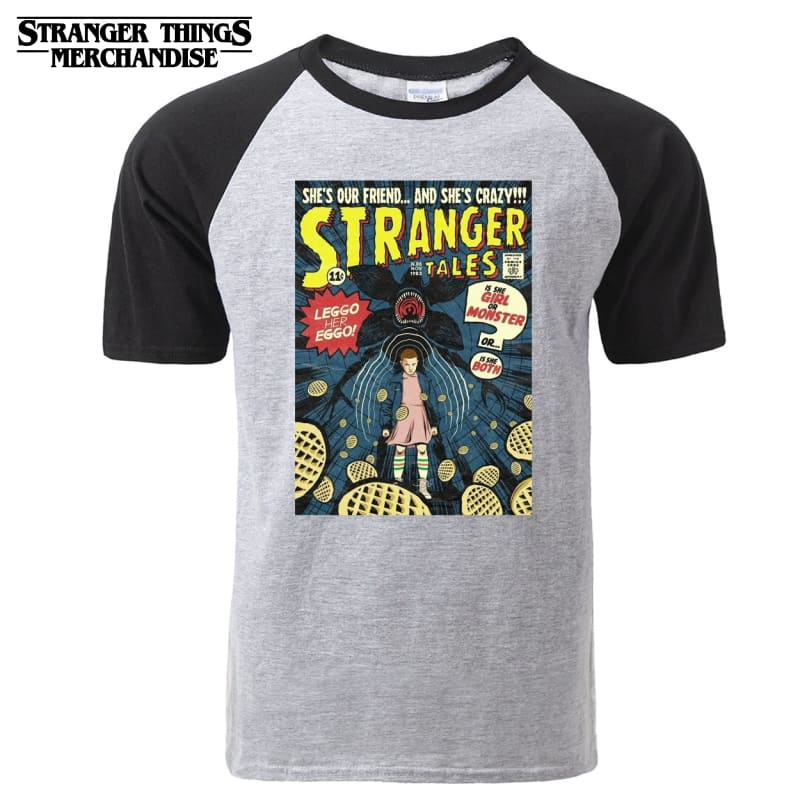 Stranger Things Shirt <br> Comic Book