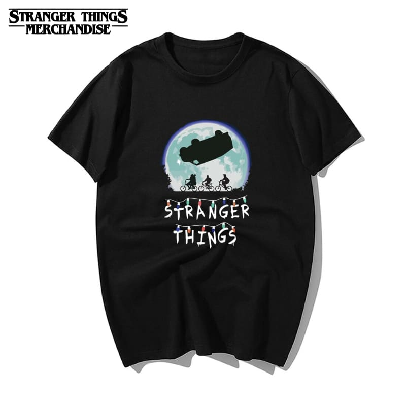 Stranger Things Shirt <br> Comic