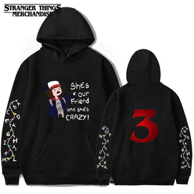 Crazy Hoodies