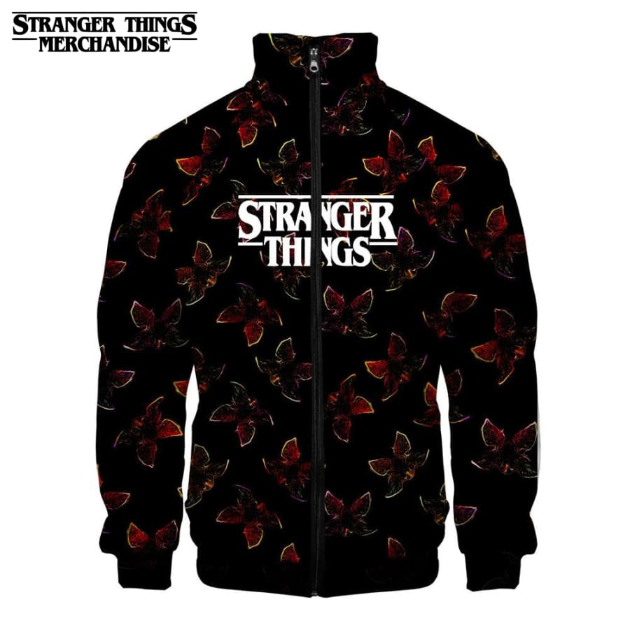 Stranger Things Jacket <br>Demogorgon