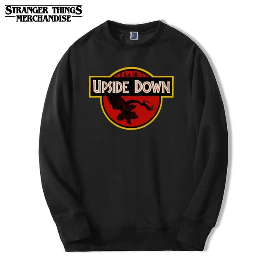 Stranger Things Sweater <br>Demogorgon Upside Down