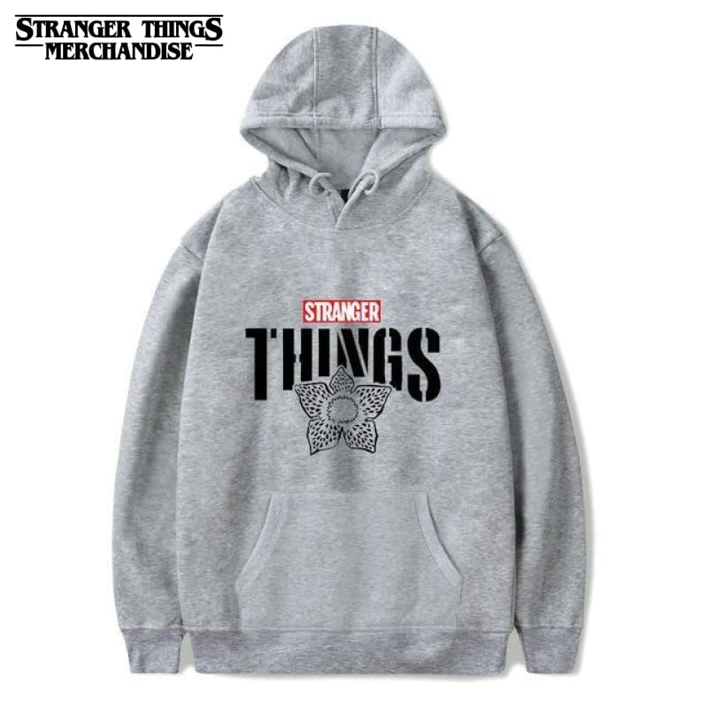 Stranger Things Hoodie <br> Demogorgon Marvel