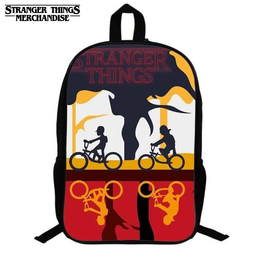 Stranger Things Backpack <br> Durable