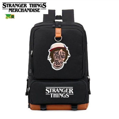 Dustin from Stranger Things Backpack