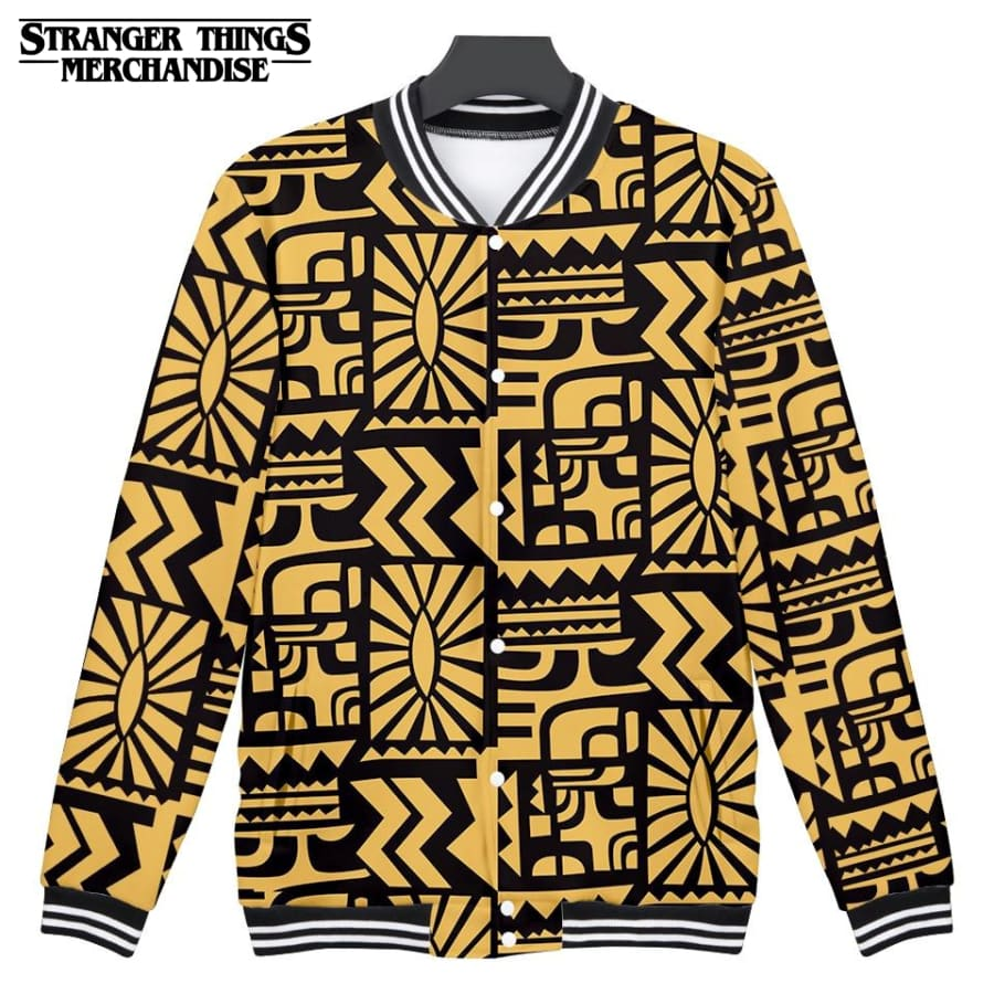 Stranger Things Baseball Jacket <br>Eleven