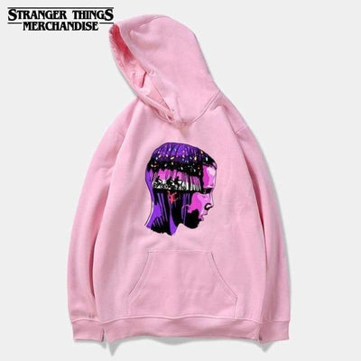 Eleven Face Hoodie