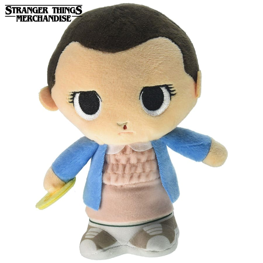 Stranger Things Plush <br>Eleven Stuffed Animal