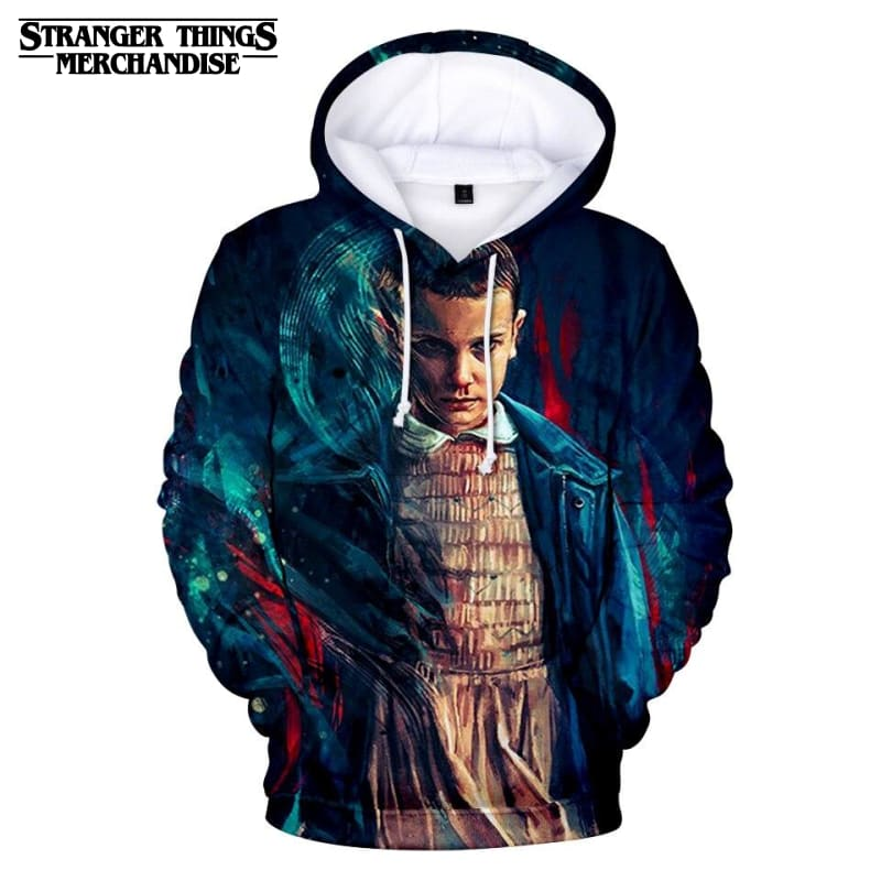 Epic Hoodie Stanger Things