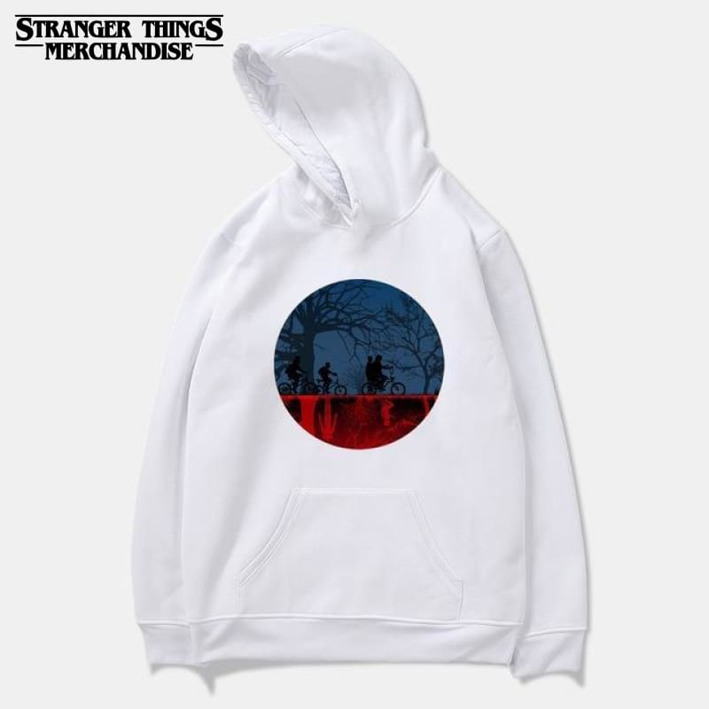 Stranger Things Hoodie <br> Fleece Hood