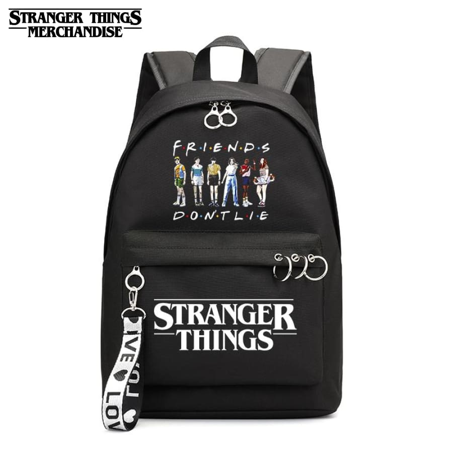 Stranger Things Mini Backpack <br> Friends Tv Show