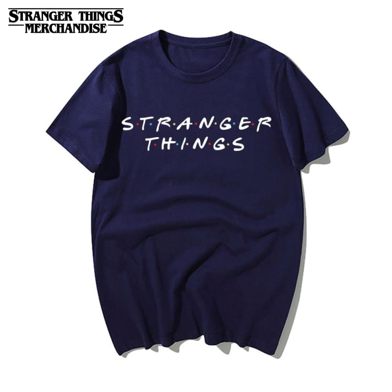 Stranger Things Shirt <br> Friends TV Show