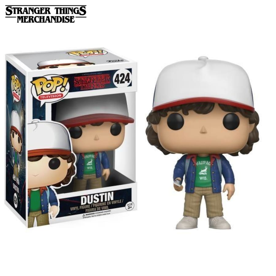 Stranger Things Funko Pop <br>Dustin Henderson