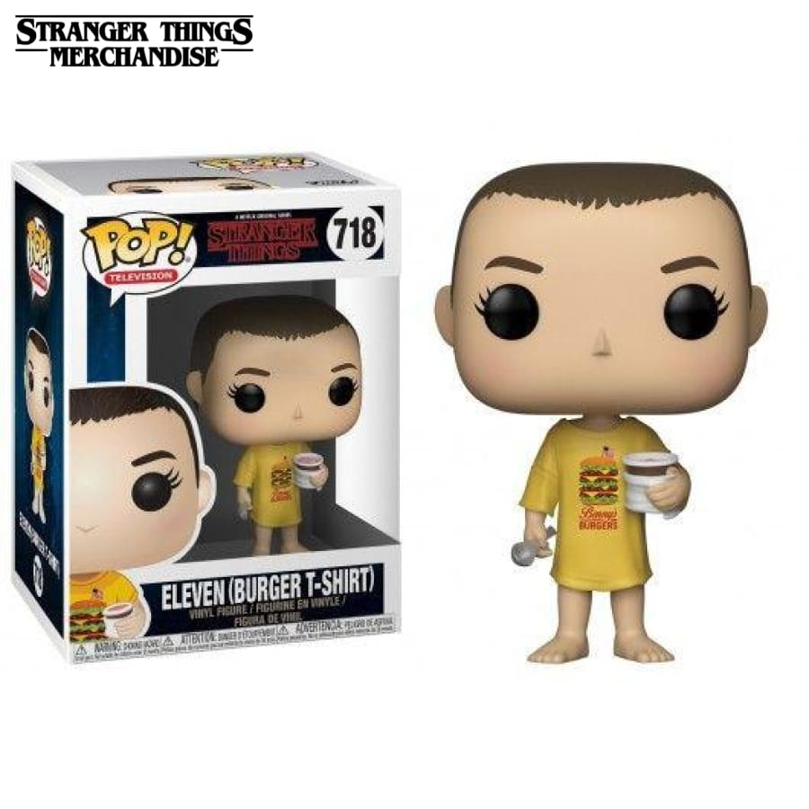 Stranger Things Funko Pop <br>Eleven Burger