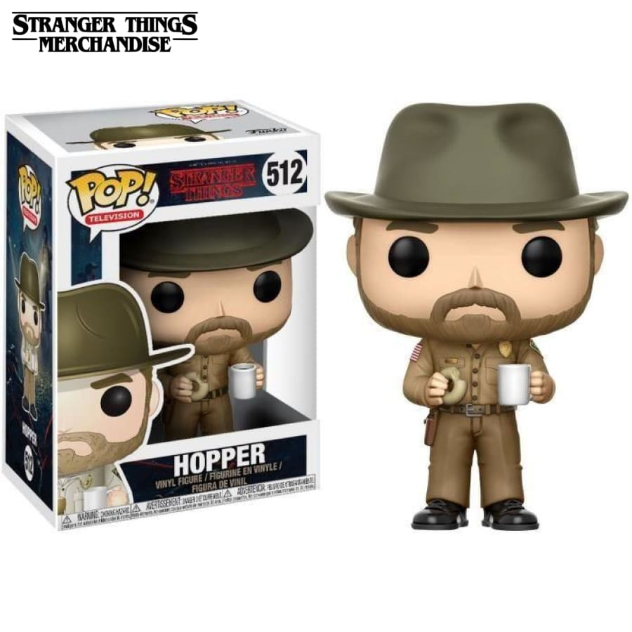 Funko pop sheriff hopper