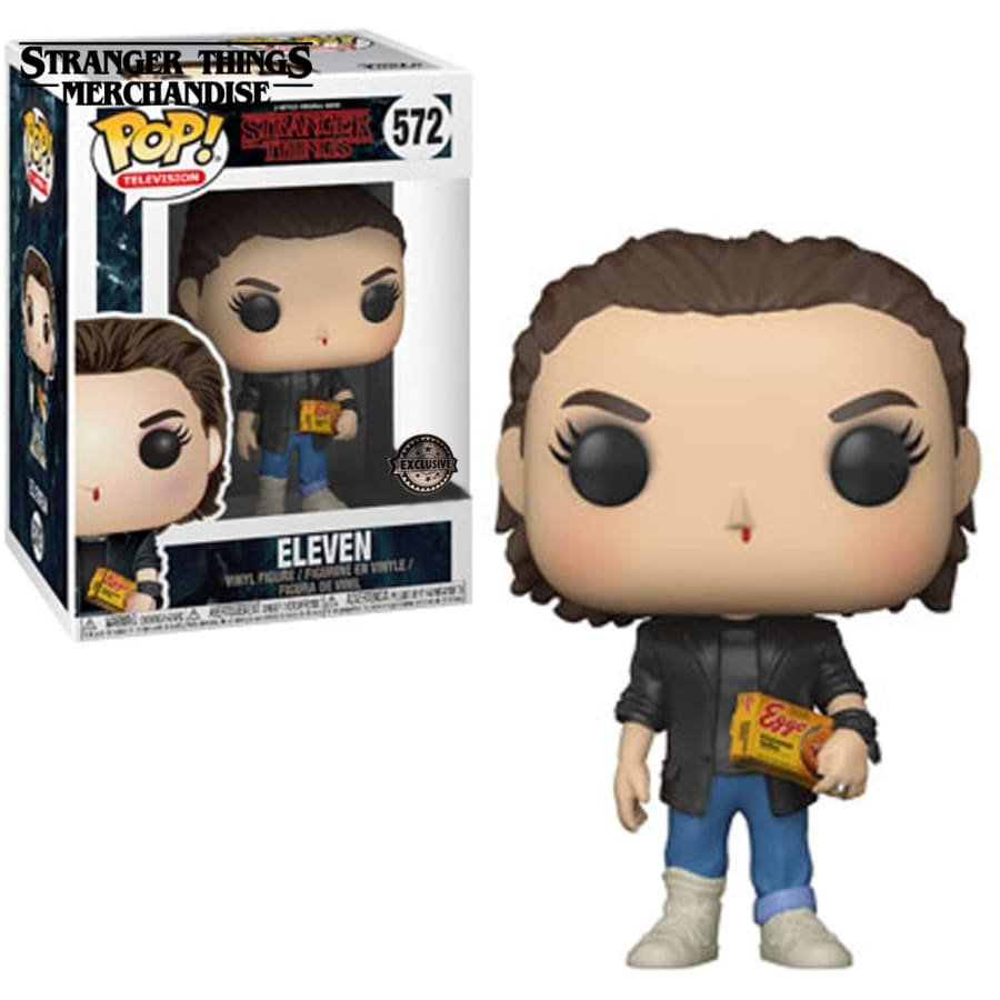 Funko pop stranger things eleven 572