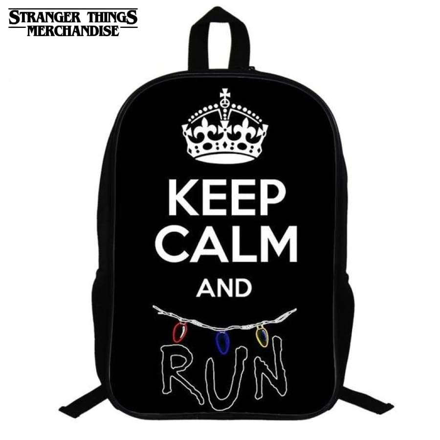 Stranger Things Backpack <br> Funny