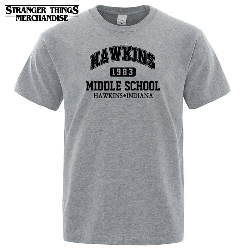 Stranger Things Shirt <br> Hawkins High School