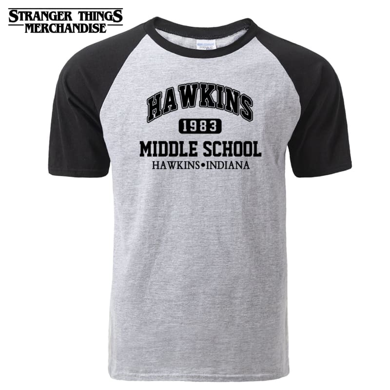 Stranger Things Shirt <br> Hawkins