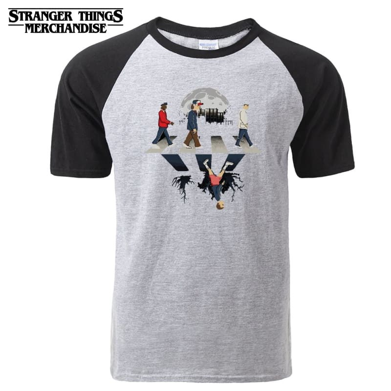 Stranger Things Shirt <br> The Beatles Design