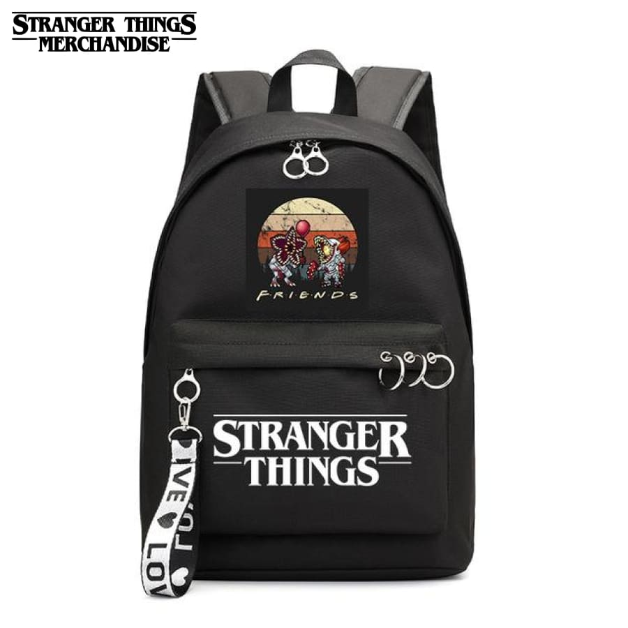 Stranger Things Mini Backpack <br> IT