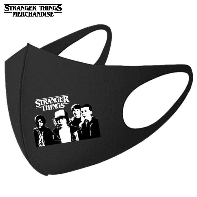 Stranger Things Face Mask <br>Kids