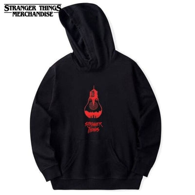 Light Red Hoodie