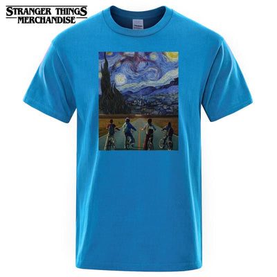Limited Edition Netflix Stranger Things 3 t-shirt
