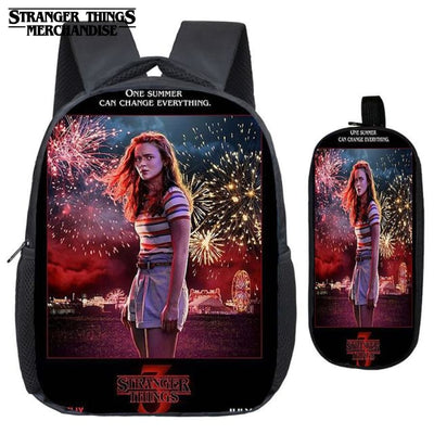 Max Backpack Stranger Things