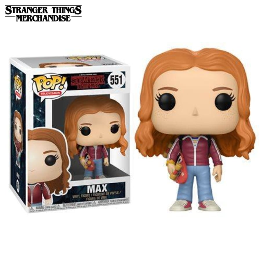 Stranger Things Funko Pop <br>Max Mayfield
