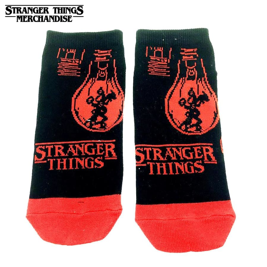 Mens & womens stranger things socks