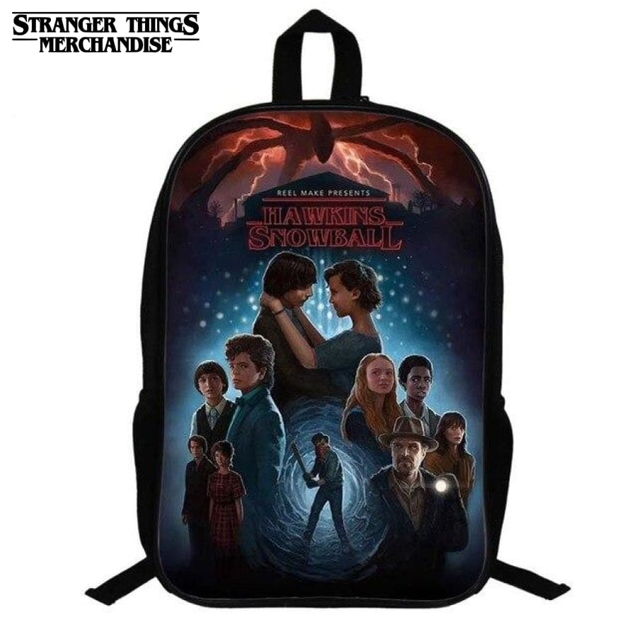Stranger Things Backpack <br> Mike