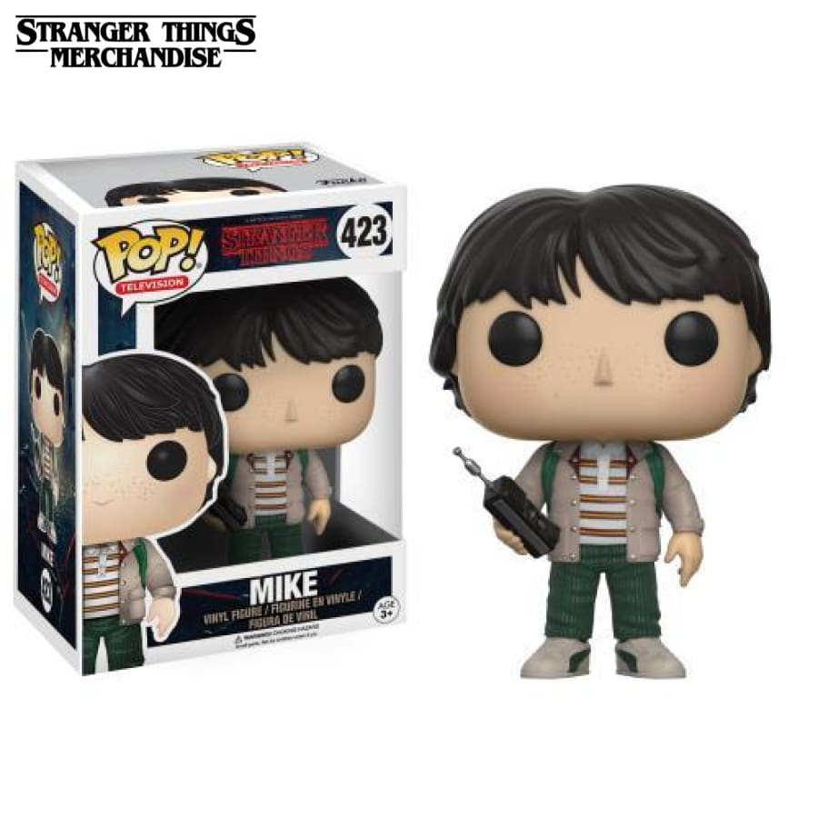 Mike wheeler funko pop