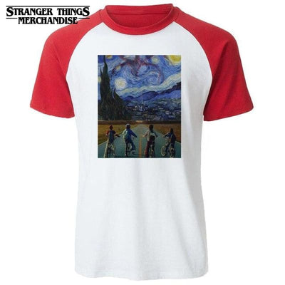 Mind Flayer Stranger Things T-shirt