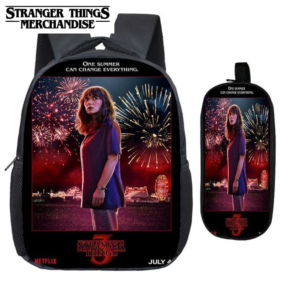 Mini Backpack Stranger Things